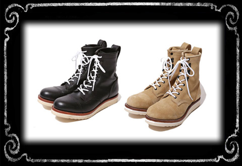 RUDEGALLERY BLACKREBEL REBELS LACE UP BOOTS2019.11.24 (3).jpg